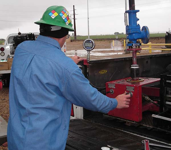 Valve Testing and Repair | Oil Field Drilling Services