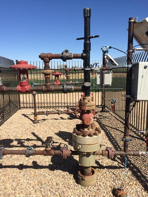 Wellhead Maintenance Oil Field Production Services